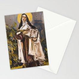 The Ecstasy I. (Teresa of Jesus) Stationery Cards