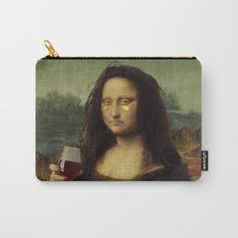 Drunk Lisa Carry-All Pouch