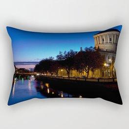 Four Courts Dublin Rectangular Pillow