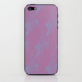 Blurred Flower iPhone Skin