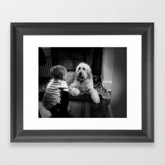 Nellie Framed Art Print