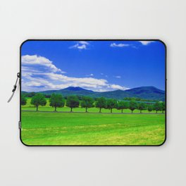 Moving Fast Laptop Sleeve