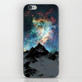 NORTHERN LIGHT ALASKA iPhone Skin