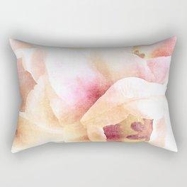 spring tulips {minus type Rectangular Pillow