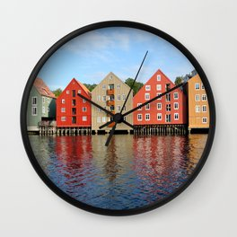 Nidelva Wall Clock