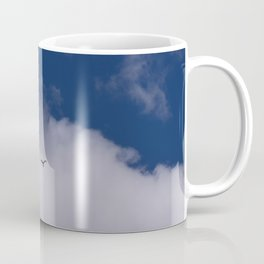 Eagle in the sky Coffee Mug