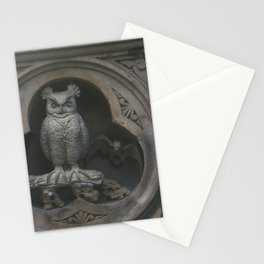 Owl Be The Judge of That Stationery Cards