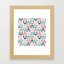 Crustaceans Framed Art Print