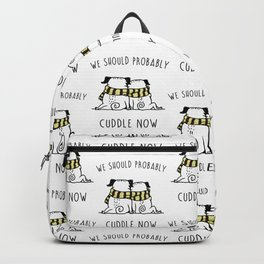 Cuddle Now Backpack