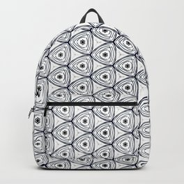 chiang tapestry bw Backpack