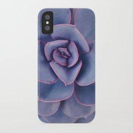 Purple Pearl iPhone Case