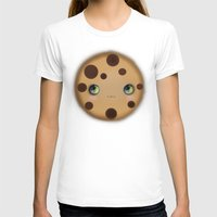 cookie T-shirts featuring Cookie by Ilya Konyukhov
