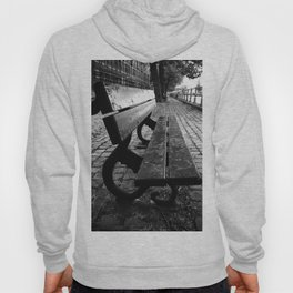 shot on iphone .. potterierei bench Hoody