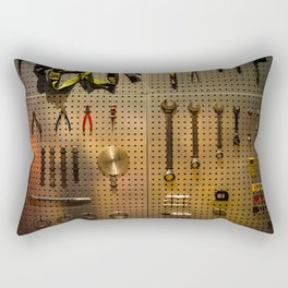 Tools Rectangular Pillow