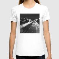 bridge T-shirts featuring Bridge by Adrián Peñalver
