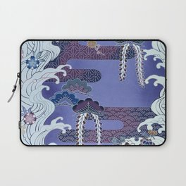12,000pixel-500dpi - Japanese modern interior art #75 Laptop Sleeve
