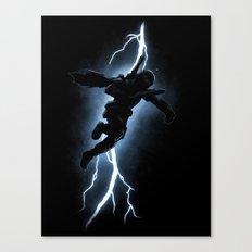 The Bounty Hunter Returns Canvas Print