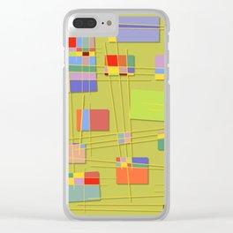 Avalon Clear iPhone Case