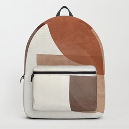 Abstract Shapes 18 Backpack