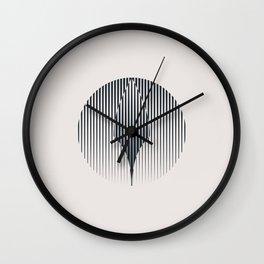 ..just an arrow Wall Clock