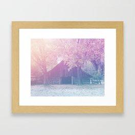 The Dawning Framed Art Print