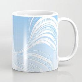 Silky Waves Coffee Mug