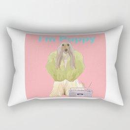 I'm Puppy Rectangular Pillow