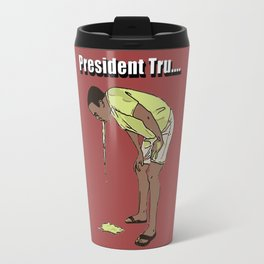 Trump Vomit Travel Mug