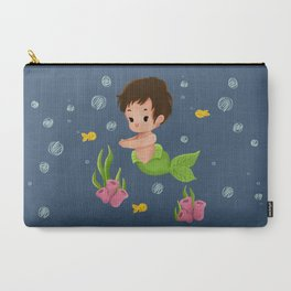 Baby Mermaid Carry-All Pouch