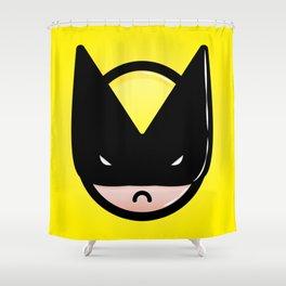 AngryWolverine Shower Curtain
