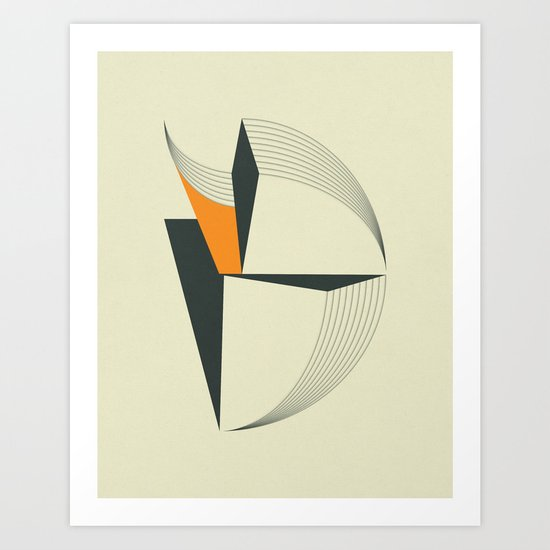 Delusion (1) Art Print