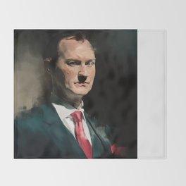 Mycroft H. Throw Blanket