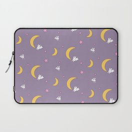 Usagi Tsukino Sheet Duvet - Sailor Moon Bunnies Laptop Sleeve