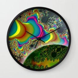Cosmos Wall Clock