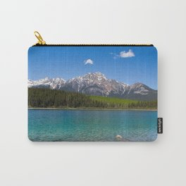 Pyramid Mountain at Patricia Lake Carry-All Pouch