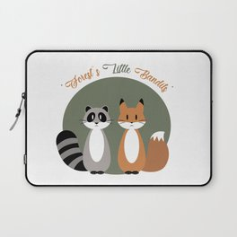 Forest´s Little Bandits Laptop Sleeve