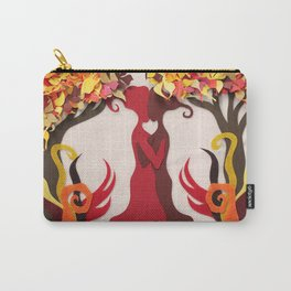 Autumn kiss 2 Carry-All Pouch