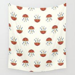It Will Follow The Rain Wall Tapestry