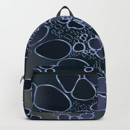 Abstract digital work 5 Backpack