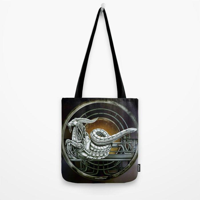 """Astrological Mechanism - Capricornus"" Tote Bag"