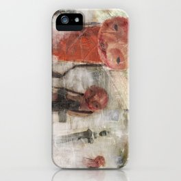 The Dead Will Walk Again iPhone Case