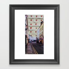dominick St, Galway Framed Art Print
