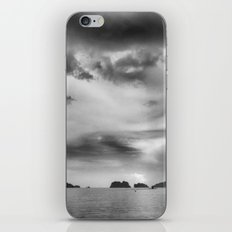 Storm Of Palawan Philippines iPhone Skin