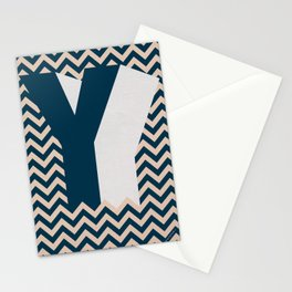 Y. Stationery Cards