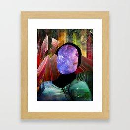 one self Framed Art Print