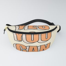 Yes You Can Fanny Pack