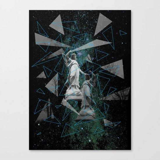 Celestial Mystery Canvas Print