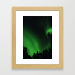 The Northern Lights 05 Framed Art Print