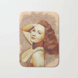 Virginia Mayo, Hollywood Legend Bath Mat