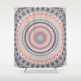 Mandala 515 Shower Curtain